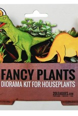 20 Leagues Dinosaurs Fancy Plants Kit