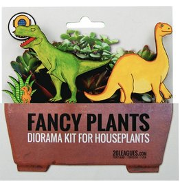 20 Leagues Dinosaurs Fancy Plants Kit