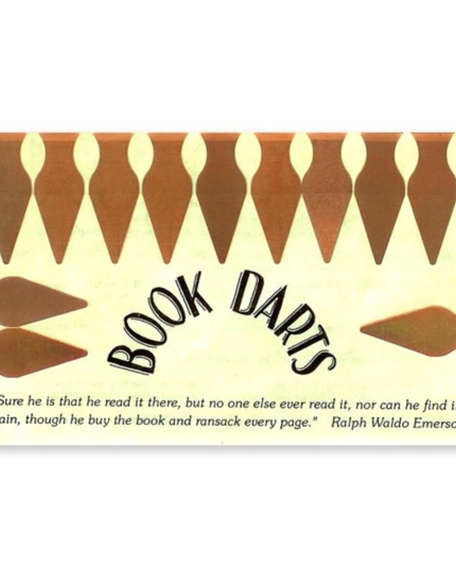 Book Darts Mixed Book Dart Pack