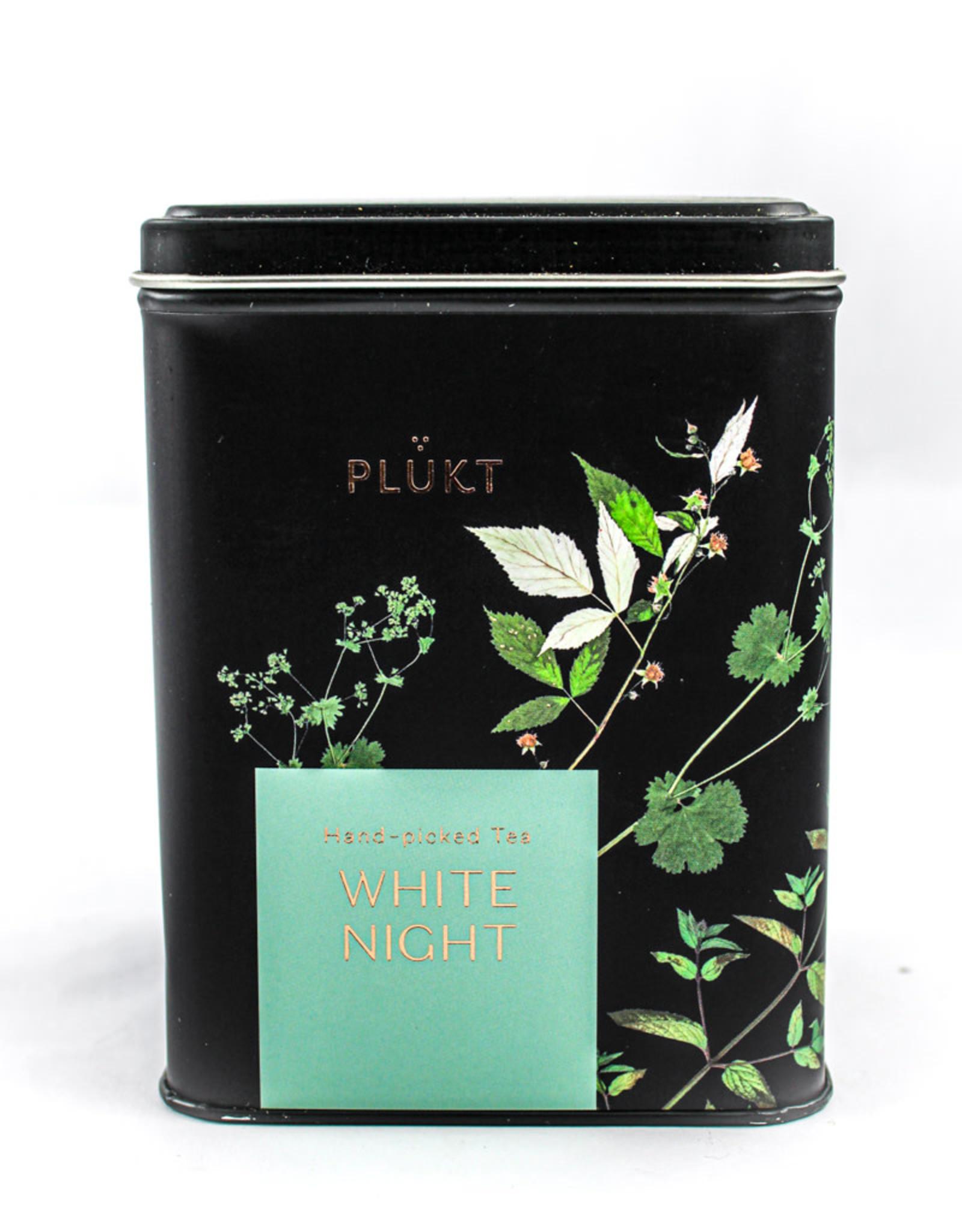 Plukt White Night Evening Tea