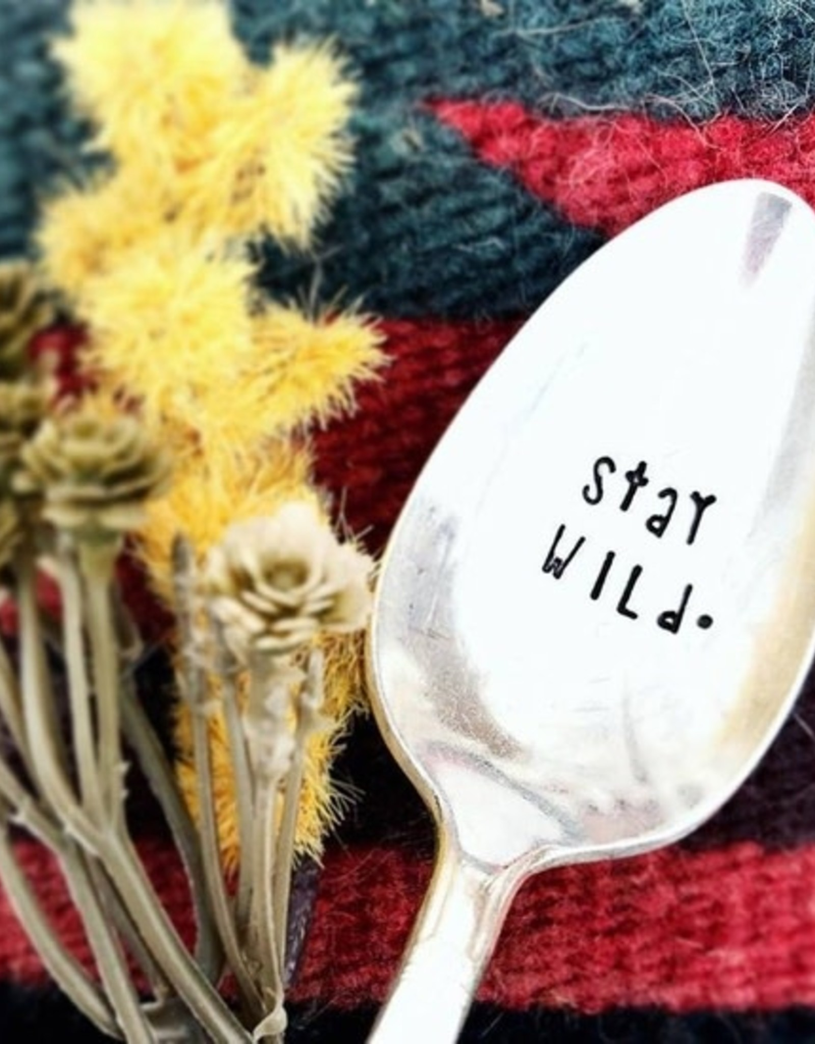 Sweet Thyme Spoon Cereal