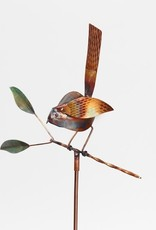 Haw Creek Forge Bird on Branch
