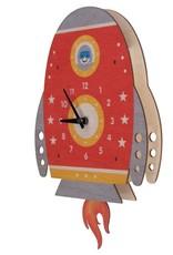 Modern Moose Spaceship Pendulum