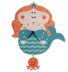 Modern Moose Mermaid Pendulum