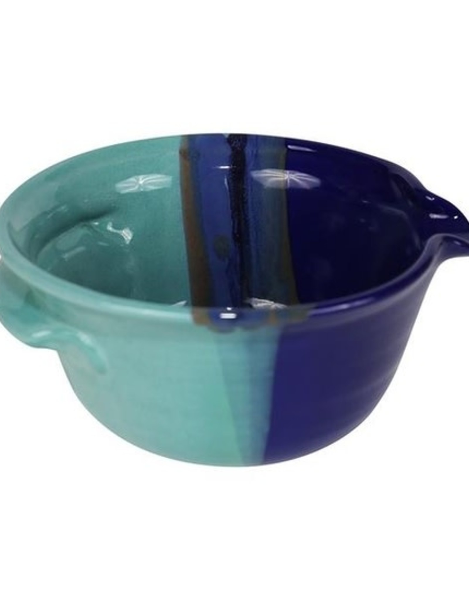 Clay in Motion Batter Bowl - Mystic Water Large