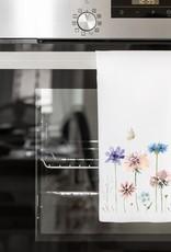 Kitchen Billboards Prairie Flowers Kitchen Towel