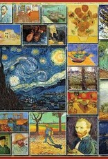 White Mountain Puzzles Van Gogh 1000pc Puzzle