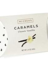 McCrea's Candies Classic Vanilla Caramels-5 pc