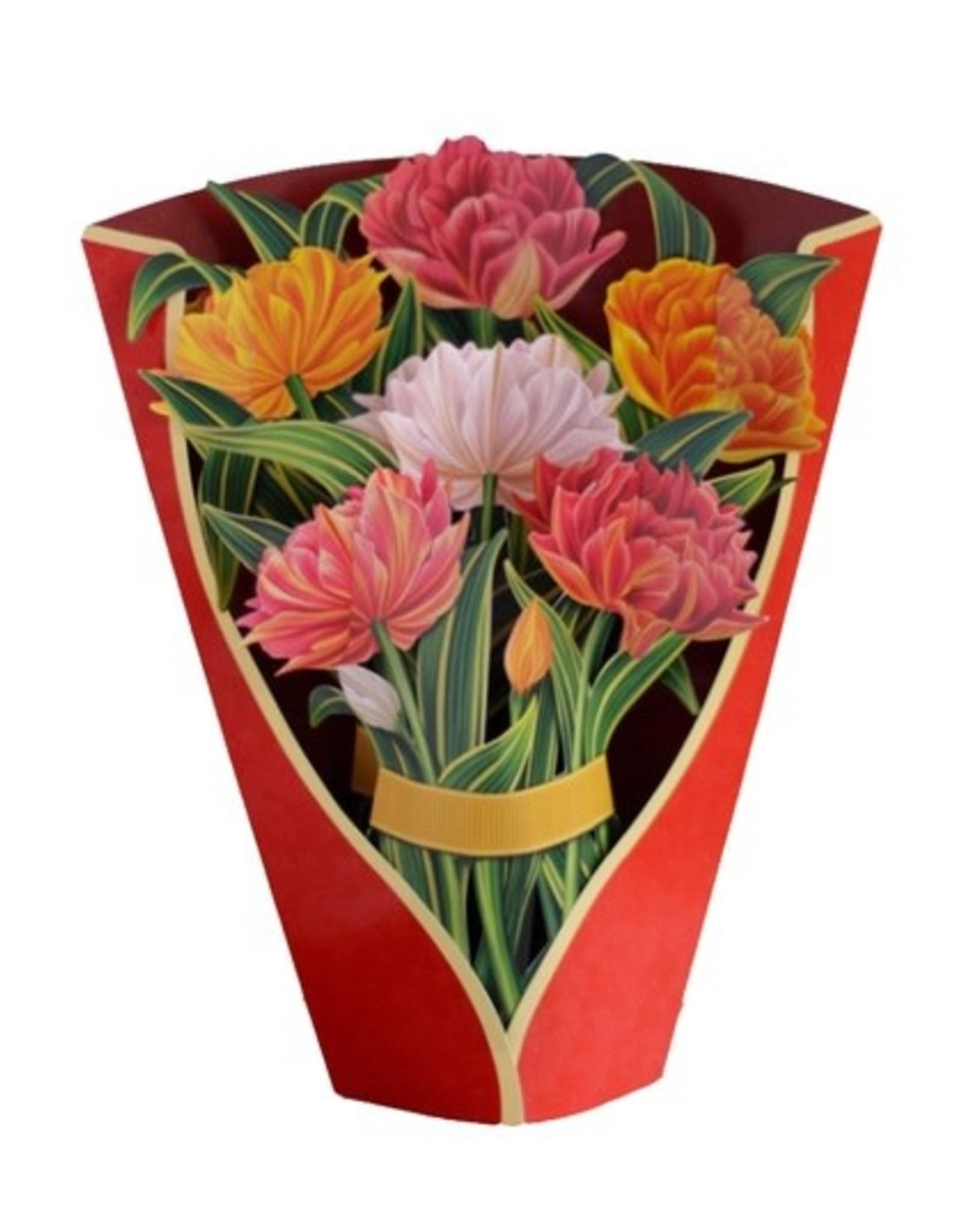 Fresh Cut Paper Murillo Tulips