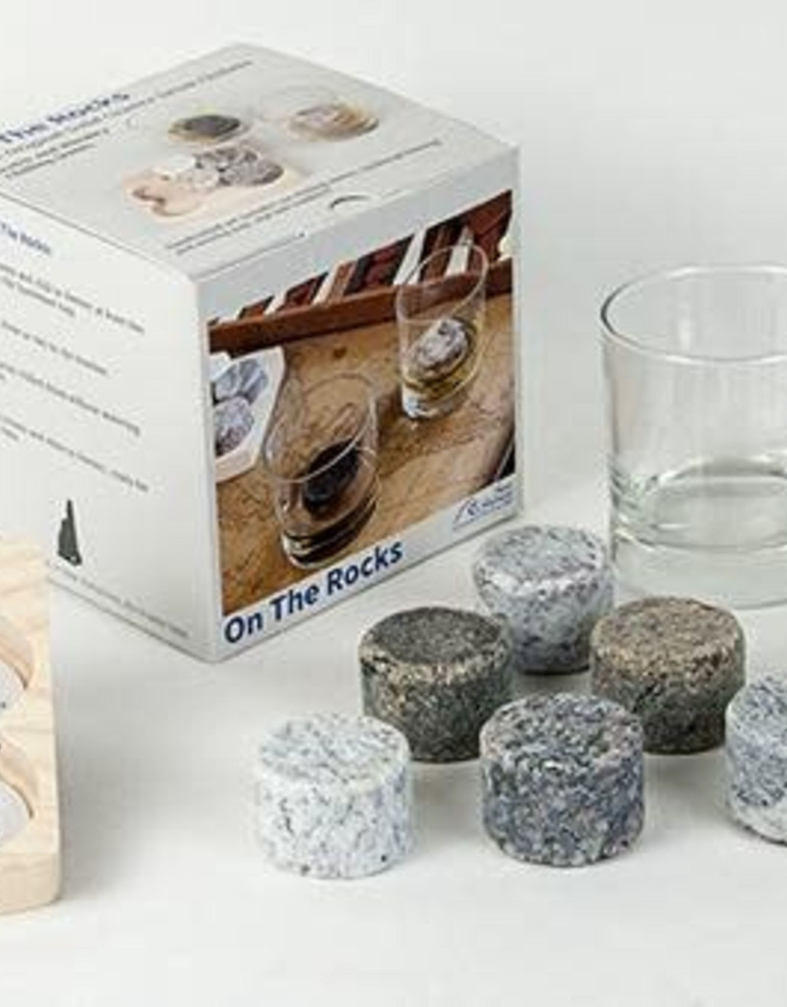 Sea Stones Inc. On the Rocks Chillers Gift Set