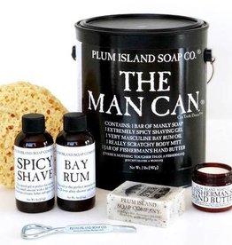 Plum Island Soap Co. The Man Can