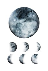 Tattly Moon Phases