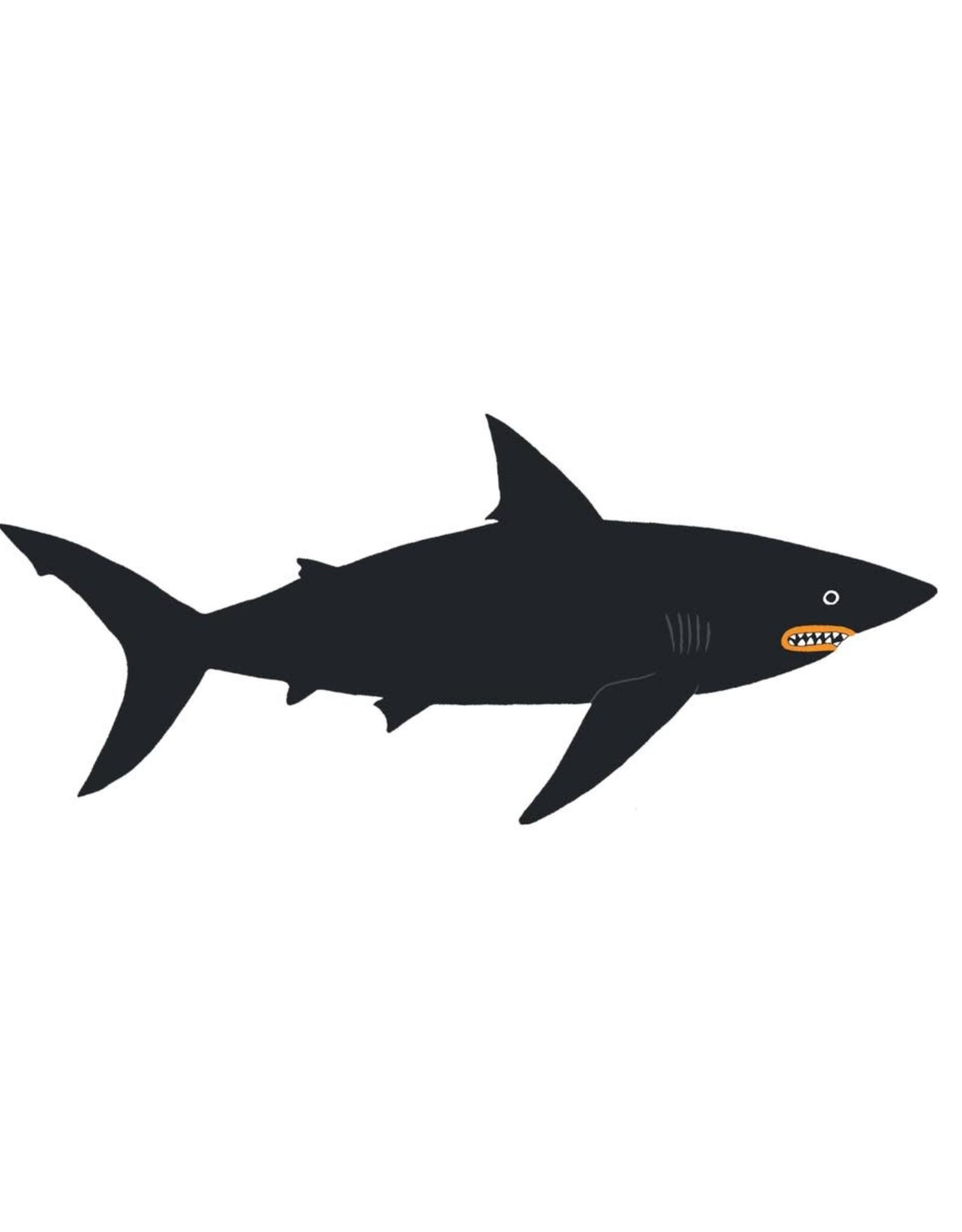 Tattly Dark Waters Shark