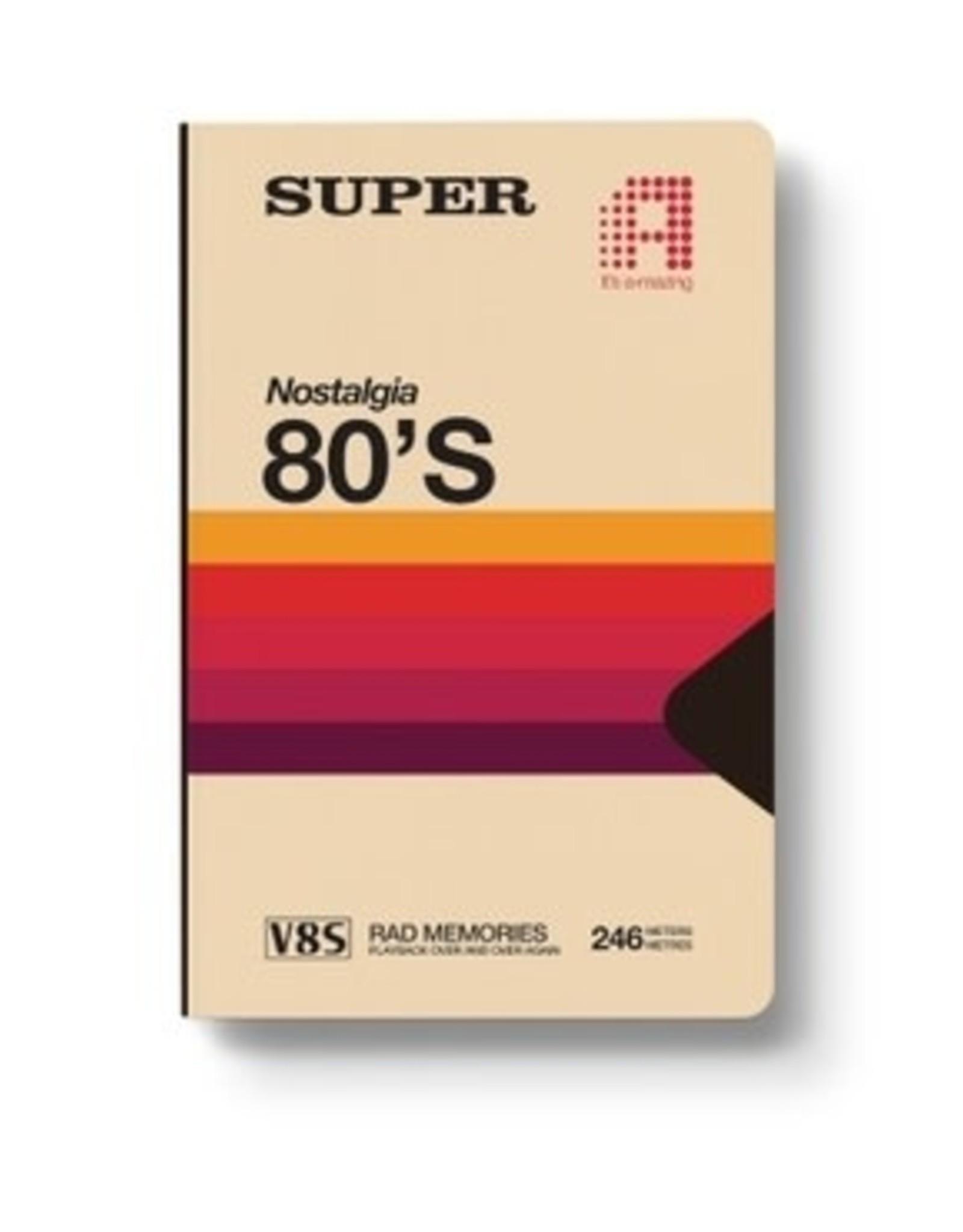 Denik Super Tape Notebook