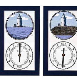 Tide Pieces Tide Clock Old Saybrook Lighthouse