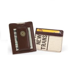 Tokens & Icons NY Token & Bag Money Clip