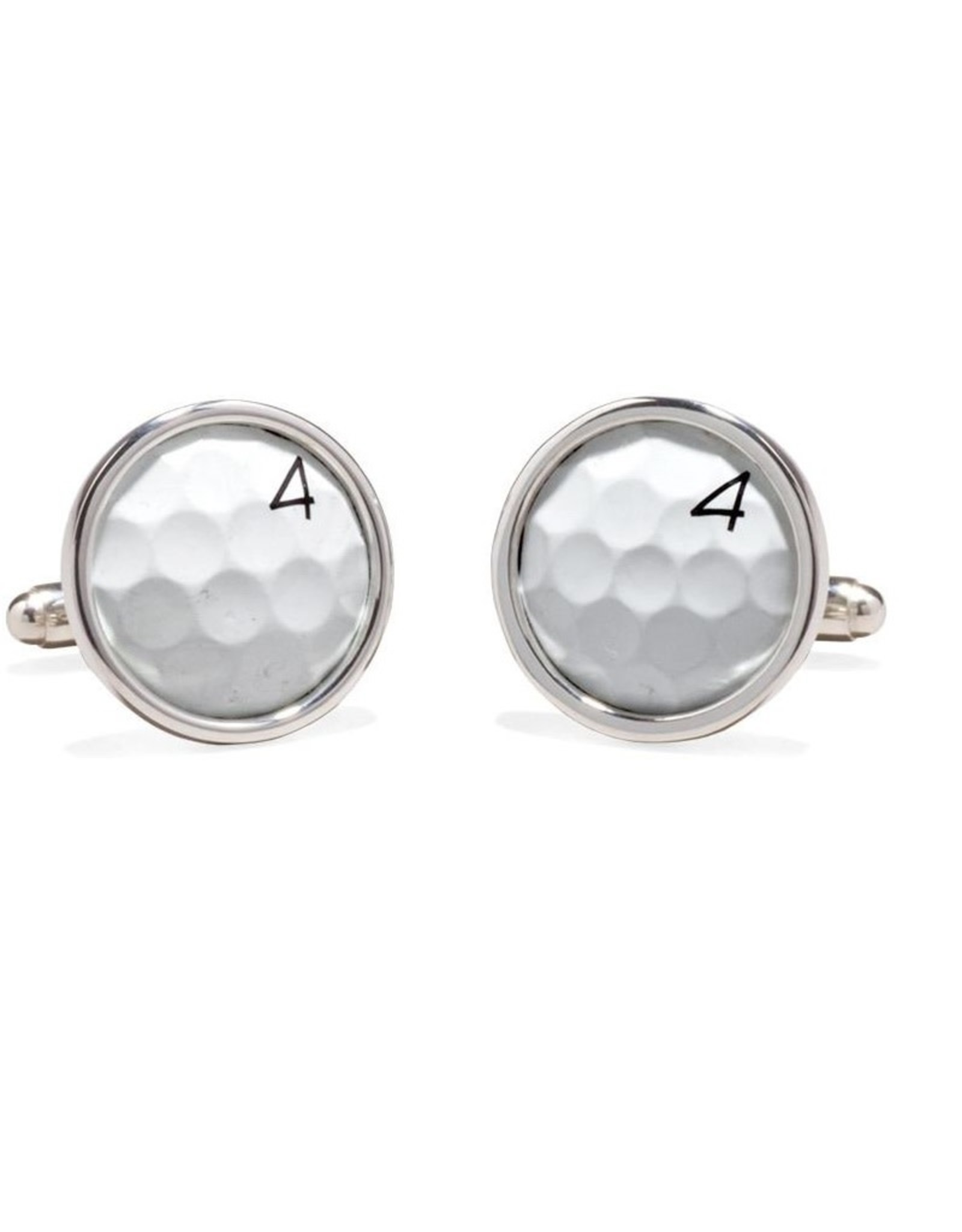 Tokens & Icons Sawgrass Golf Ball Cuff Links