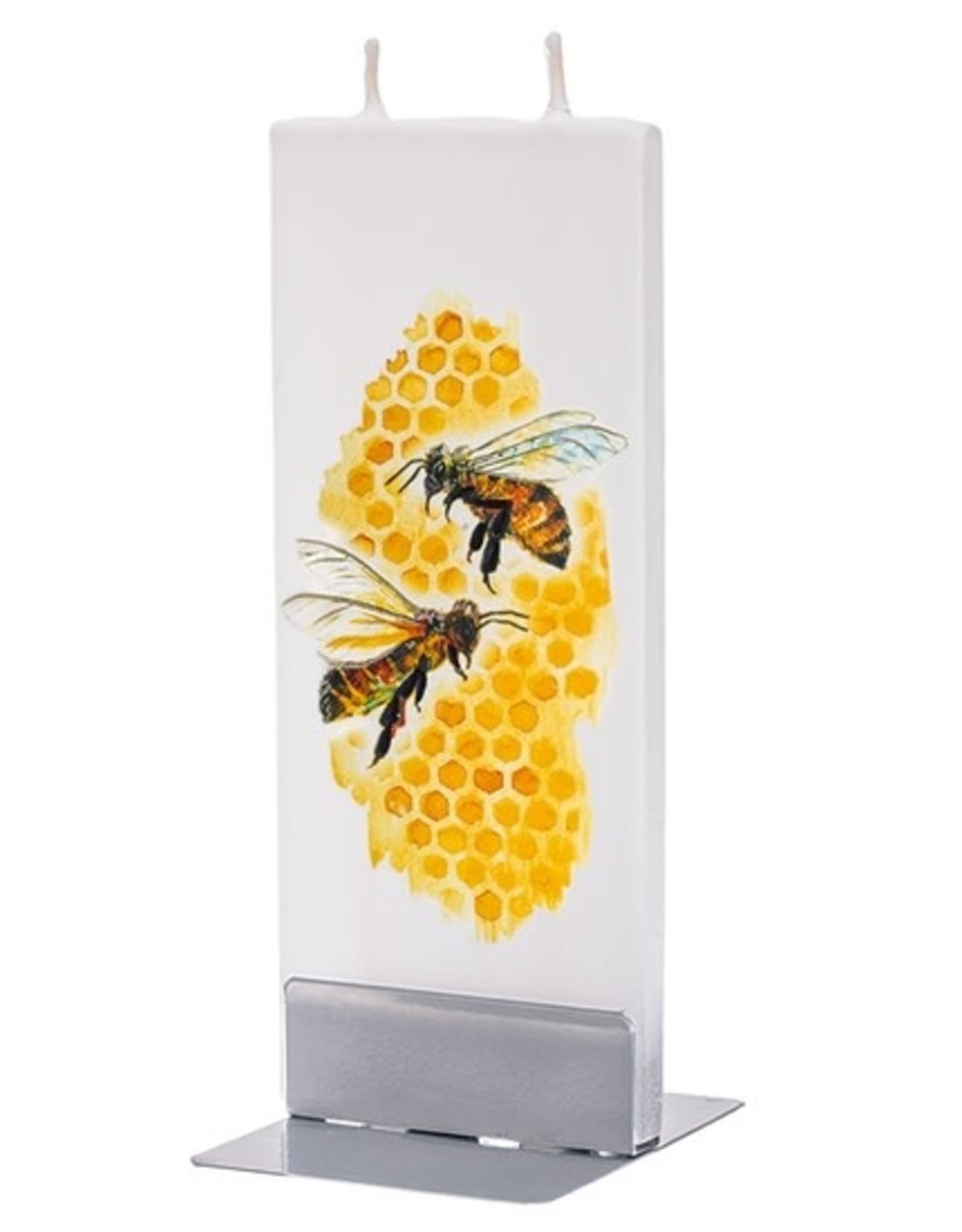 Flatyz Honeybees on Honeycomb