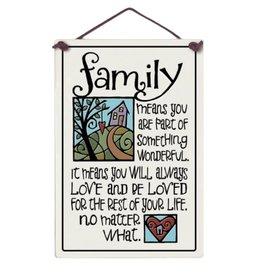 Spooner Creek Designs Family Means - 565