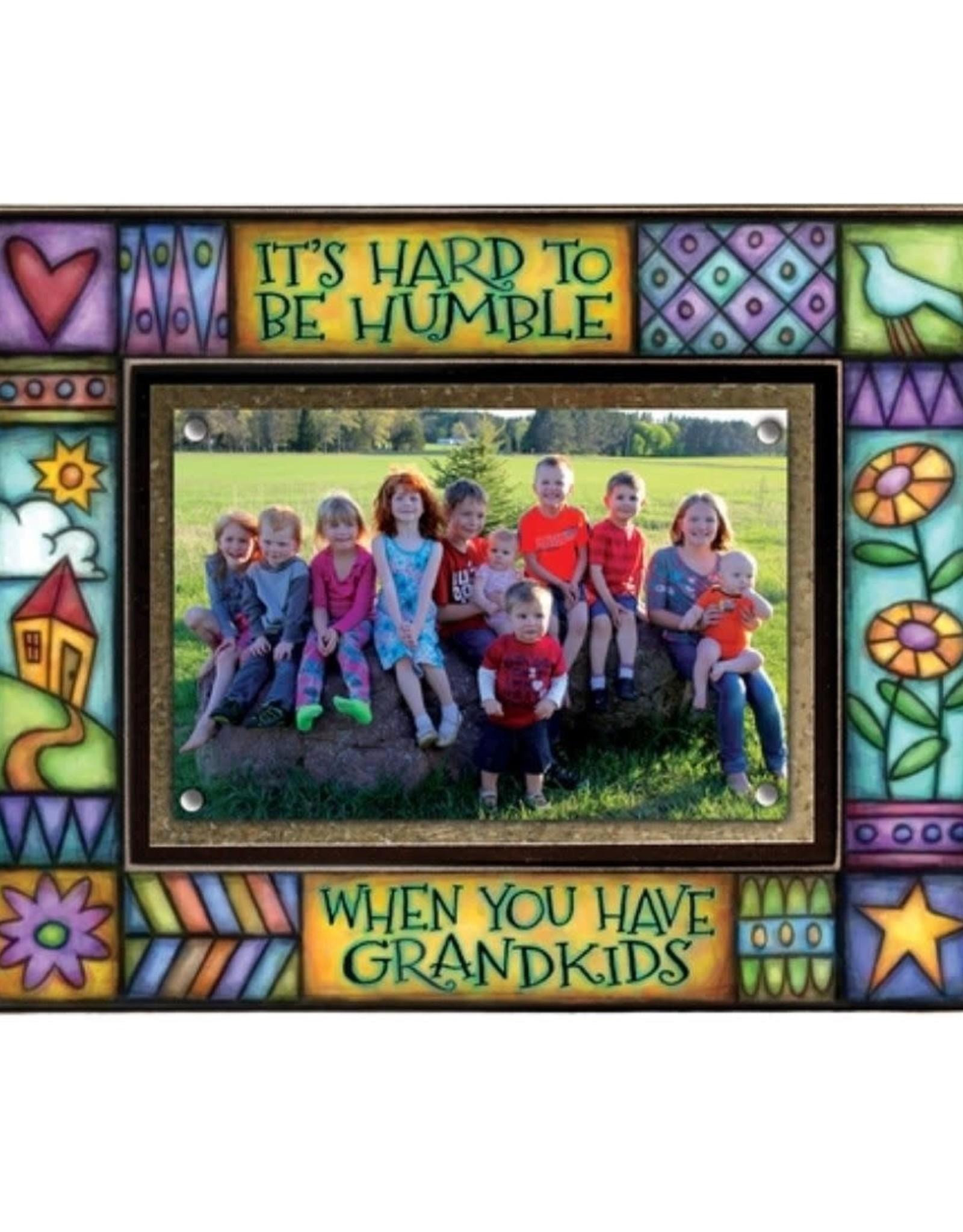 Spooner Creek Designs Grandkids Picture Frame