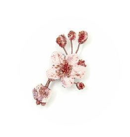 Trovelore Cherry Blossom Brooch Pin