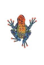 Trovelore Amazonian Poison Dart Frog Brooch Pin