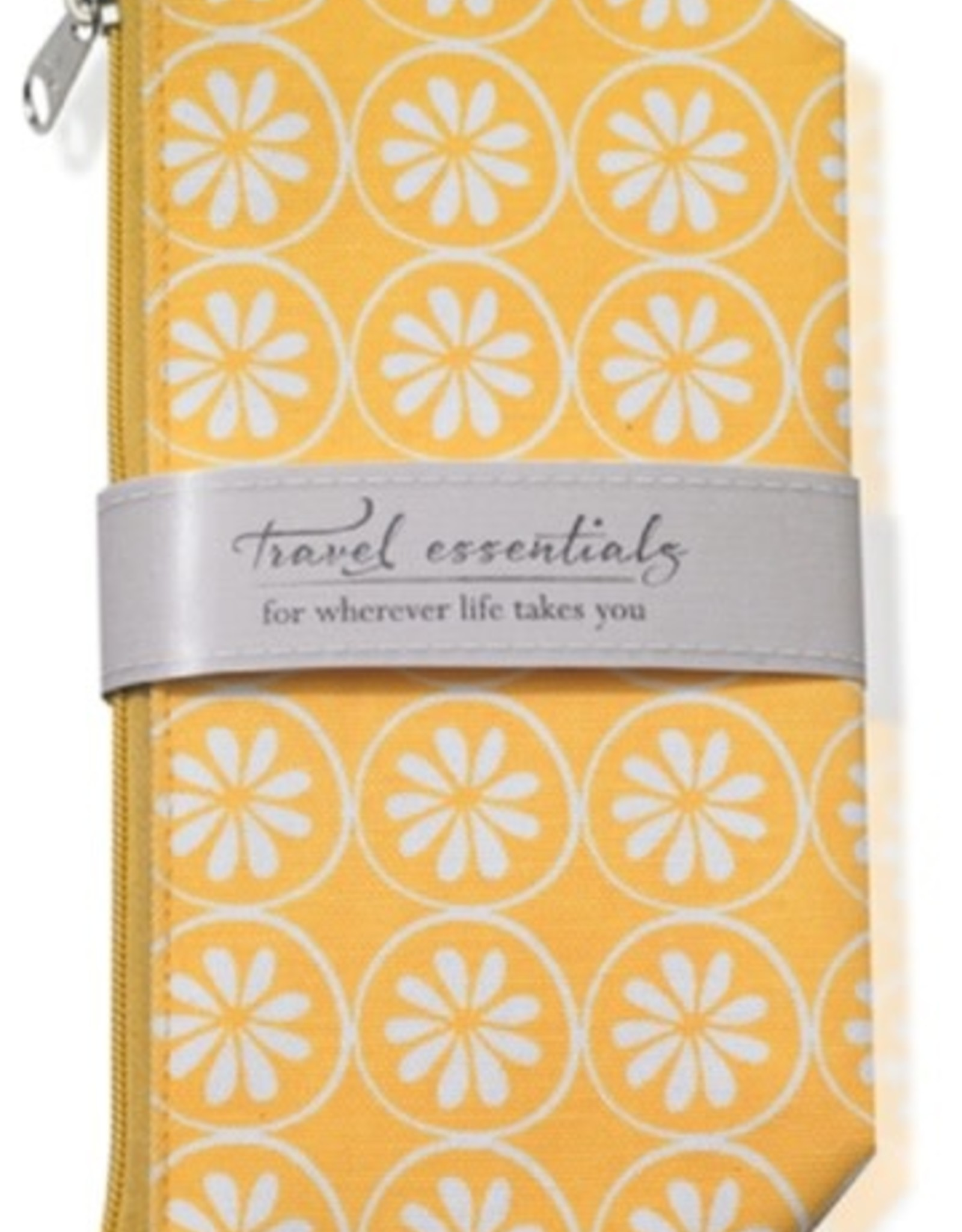 Mangiacotti Travel Essentials Canvas Bag