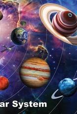 White Mountain Puzzles Solar System 300pc Puzzle