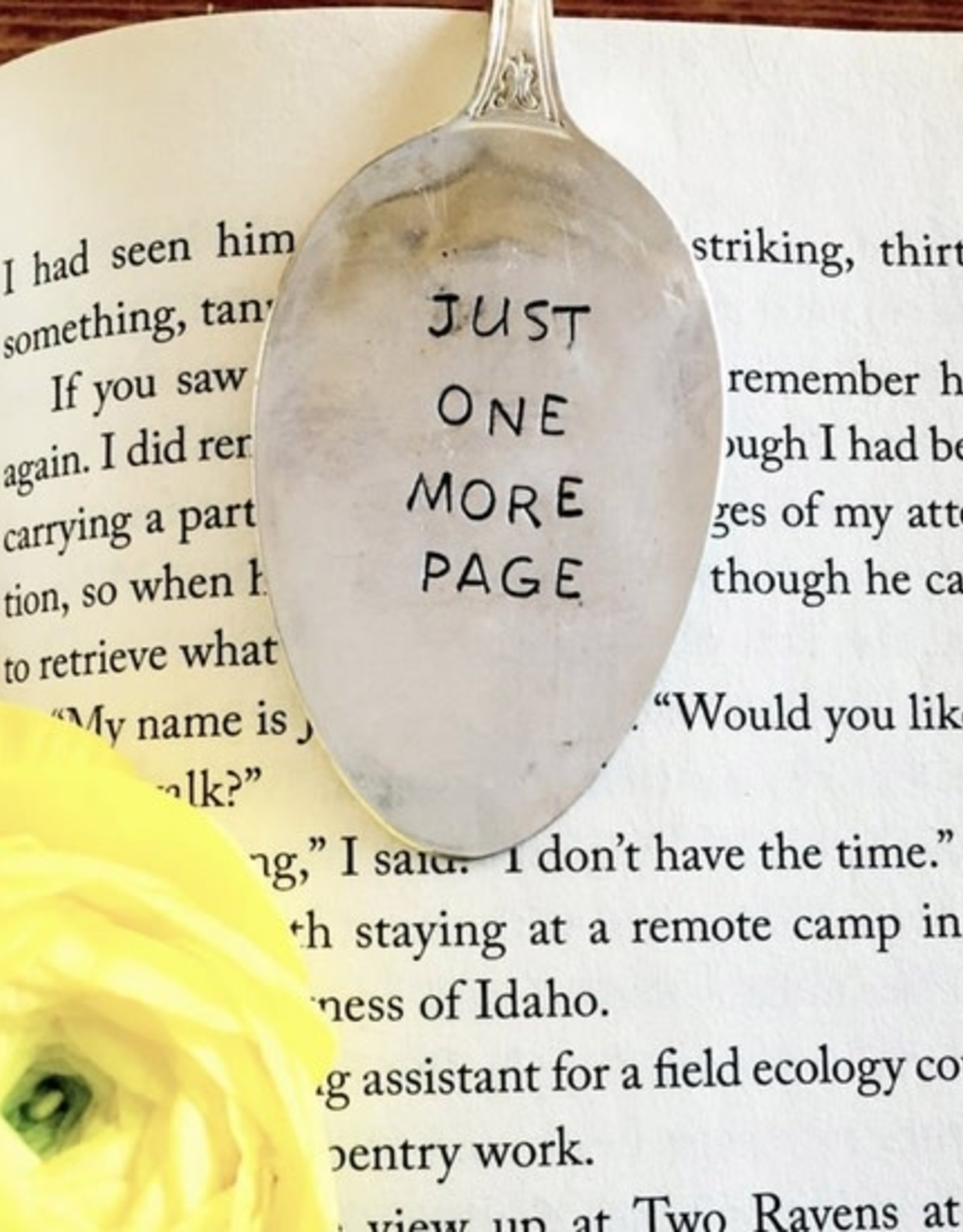 Sweet Thyme Bookmarks Places