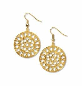Rosette Earrings ERS9790