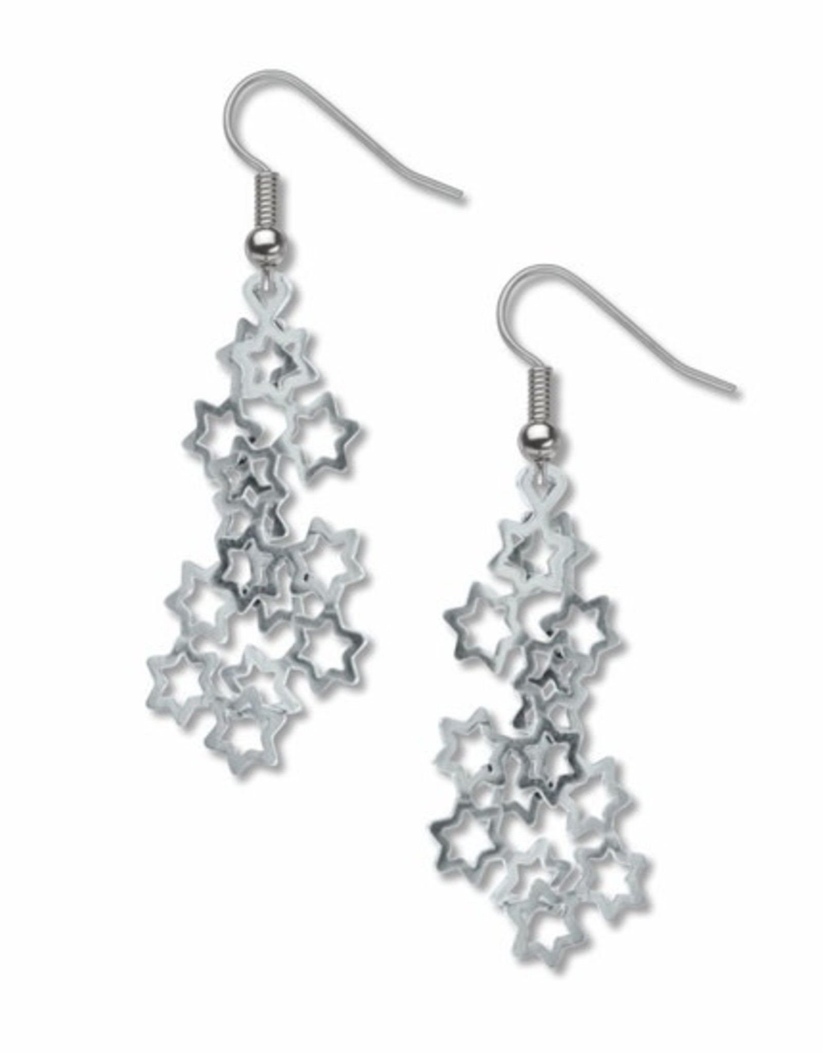 Sarah's Stars - Silver