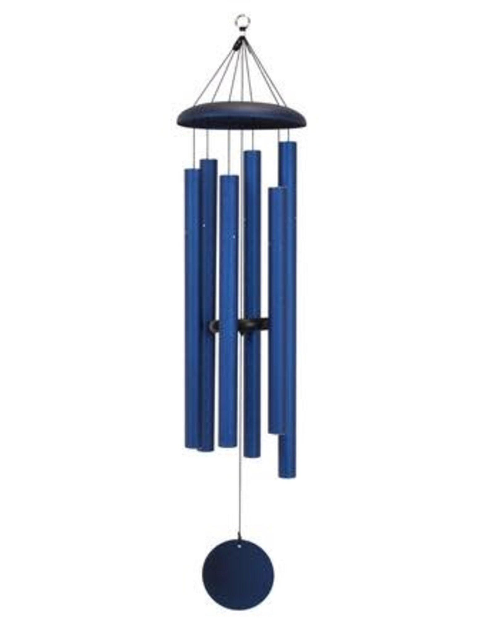 """Wind River Chimes 50"""" Midnight Blue Chime"""