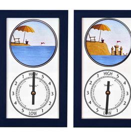 Tide Pieces Tide Clock Sandcastle