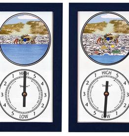 Tide Pieces Tide Clock Seaglass