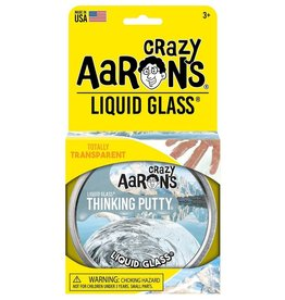 """Crazy Aarons Putty 4"""" Liquid Glass-Crazy Aaron's Thinking Putty"""