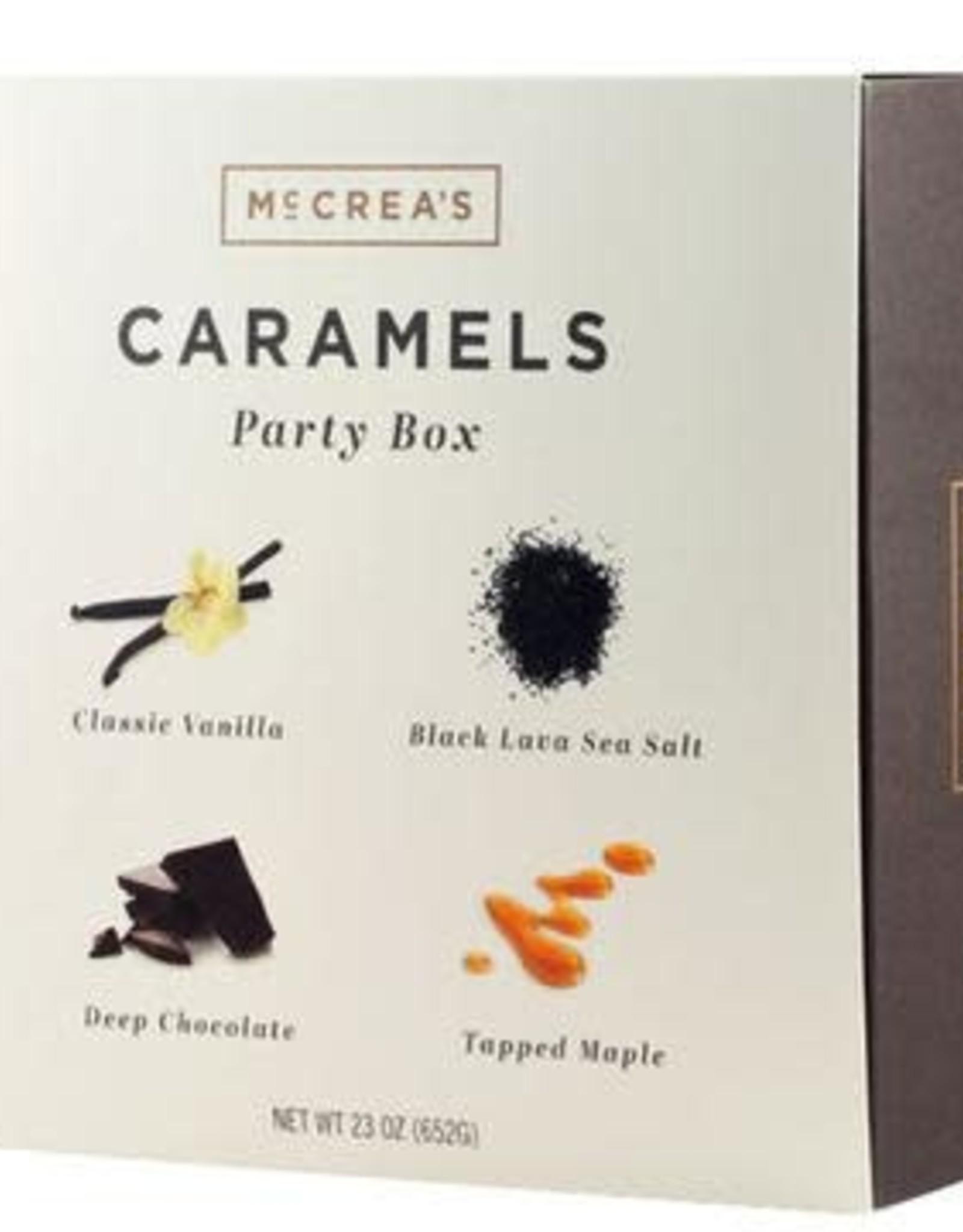 McCrea's Candies Party Box - large