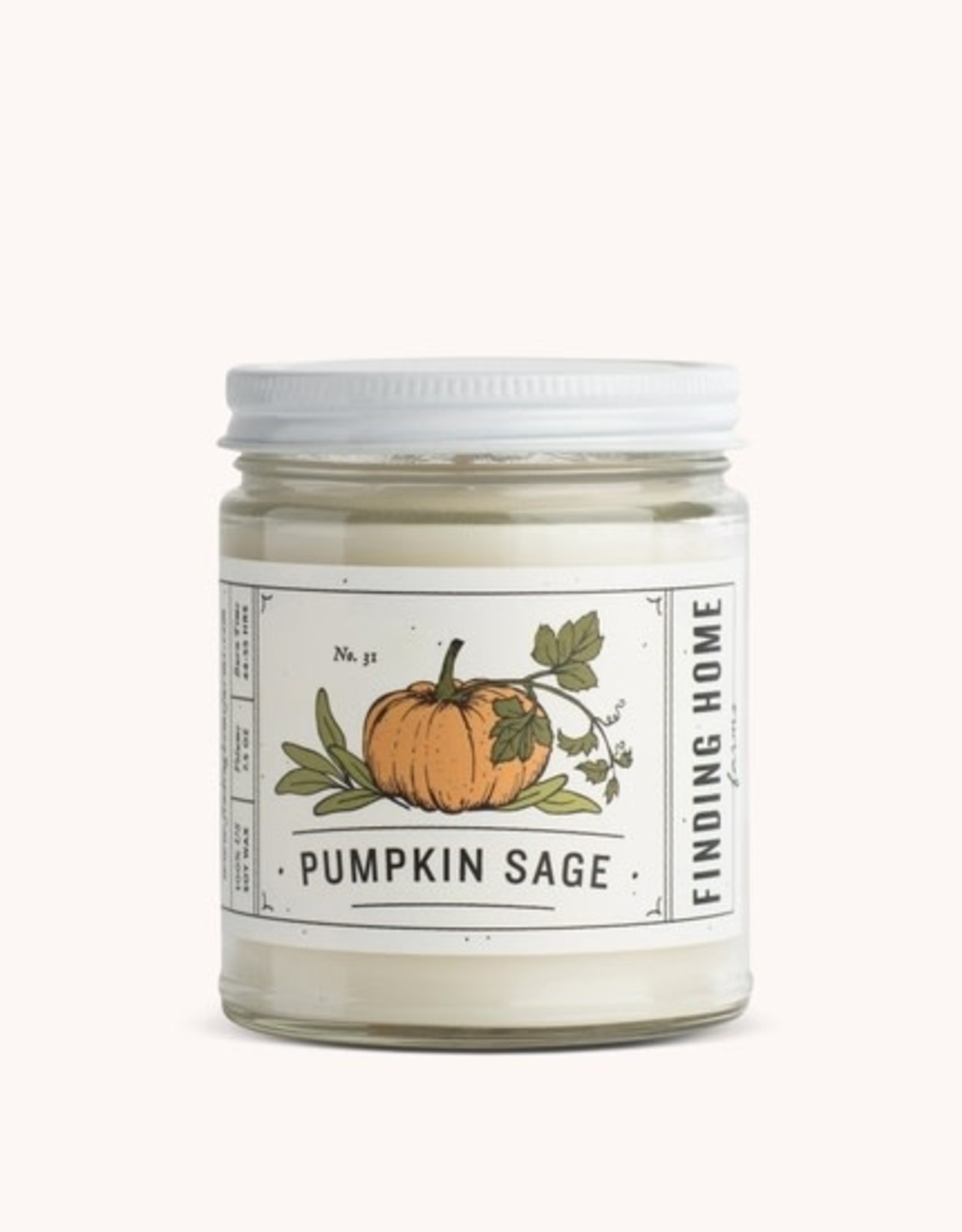 Finding Home Farms Pumpkin Sage Candle