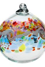 "Kitras Glass 6"" Color Wave - Northern Lights"