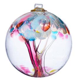 """Kitras Glass 6"""" TOE Ball - Memories"""
