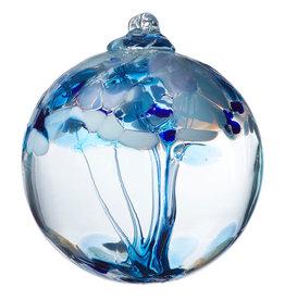 "Kitras Glass 6"" TOE Ball - Tranquility"