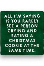 Paisley & Parsley Christmas Cookie XM-048
