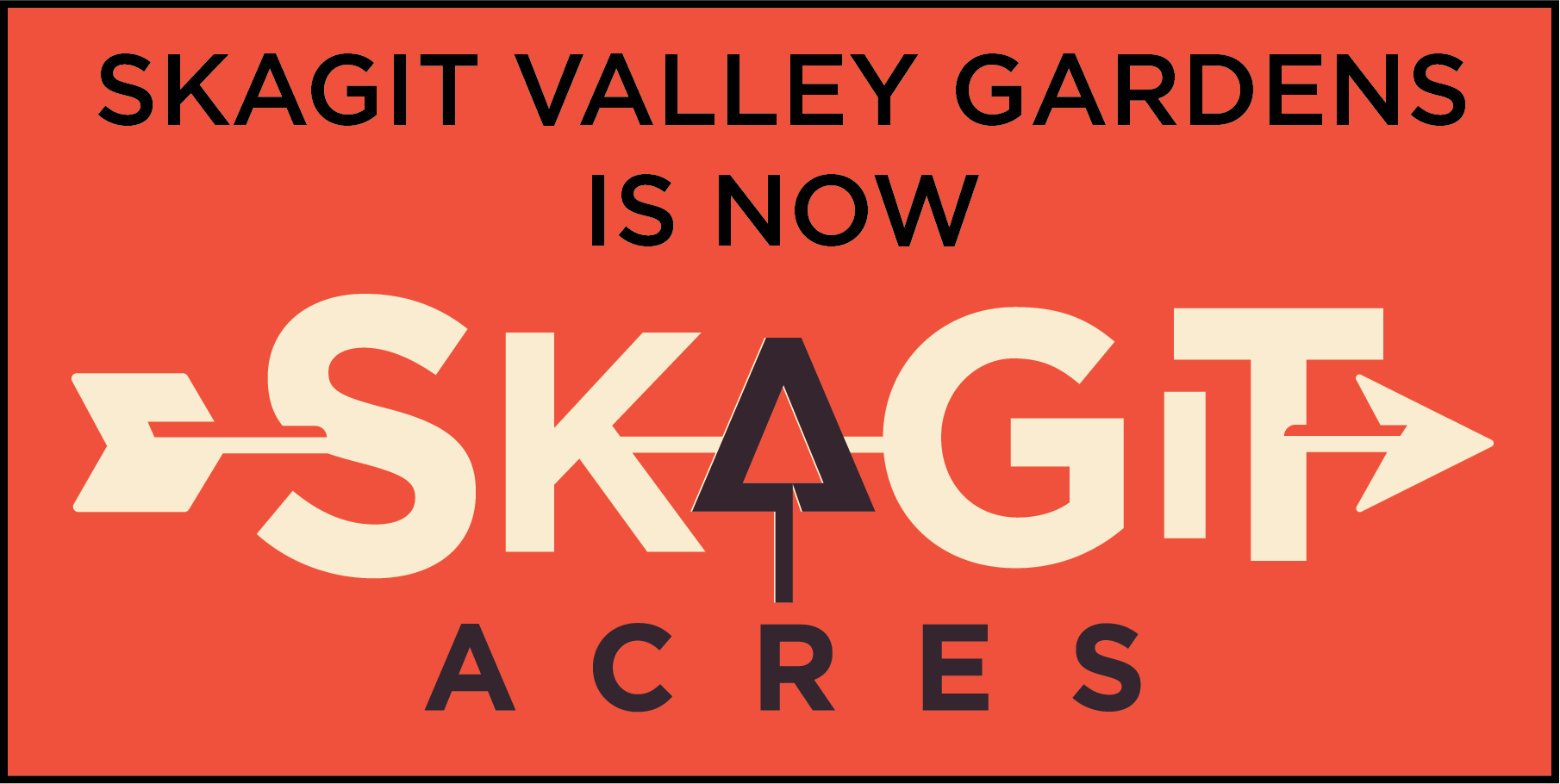 Skagit Valley Gardens is now Skagit Acres