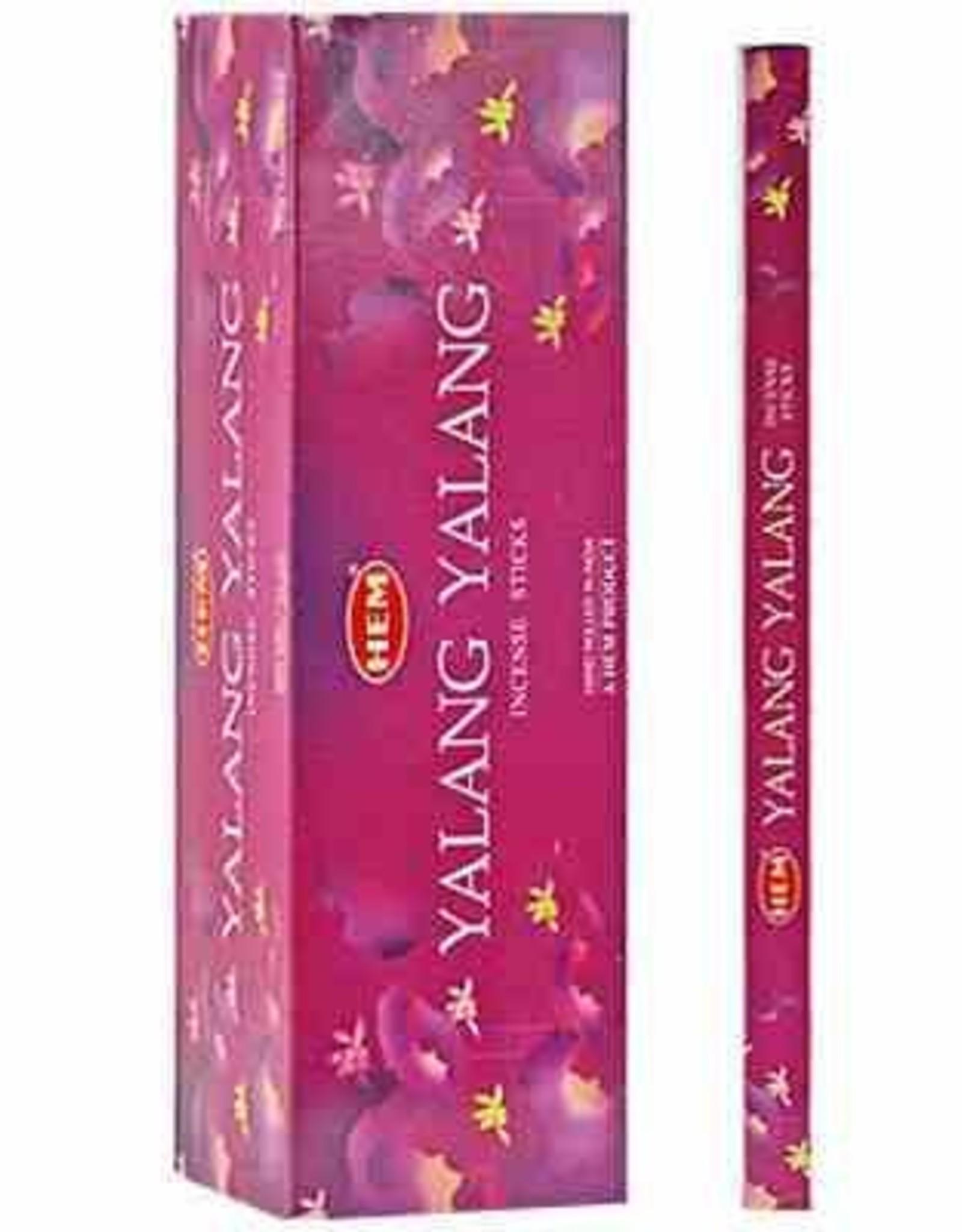 Ylang Ylang Incense Just Scented