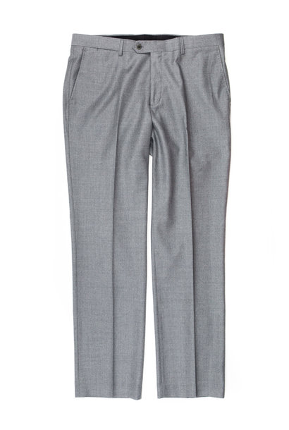 Essential Grey Suit Trouser