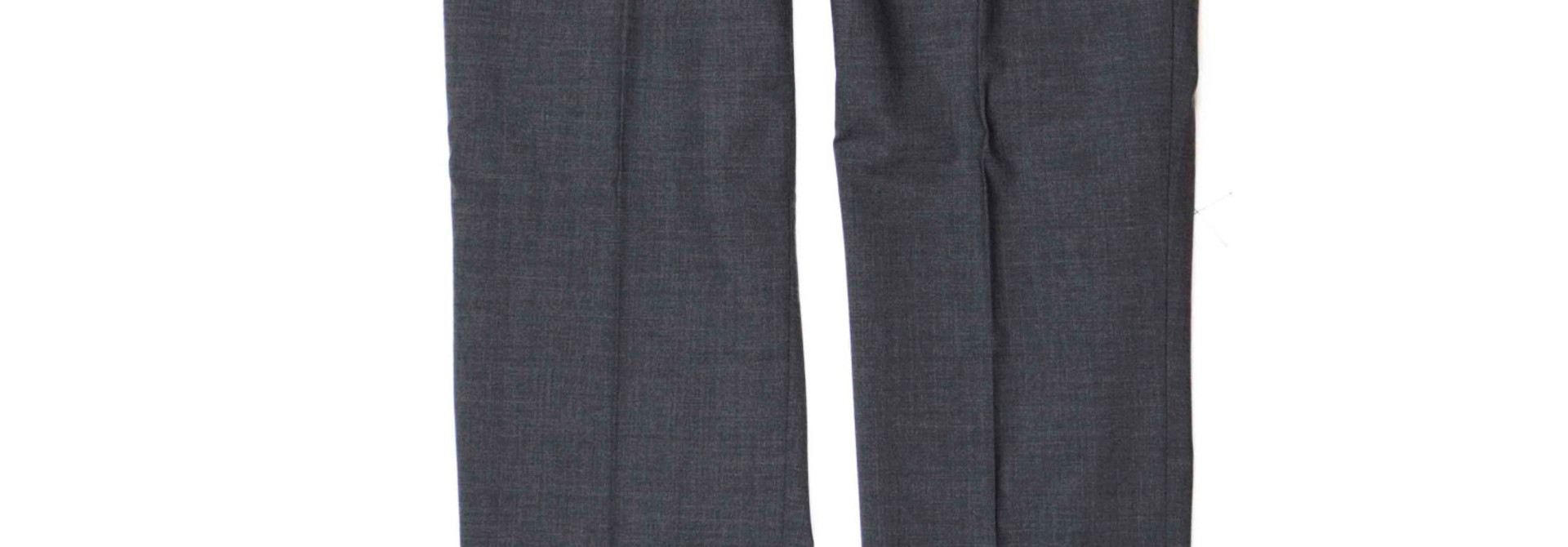Essential Charcoal Suit Trouser