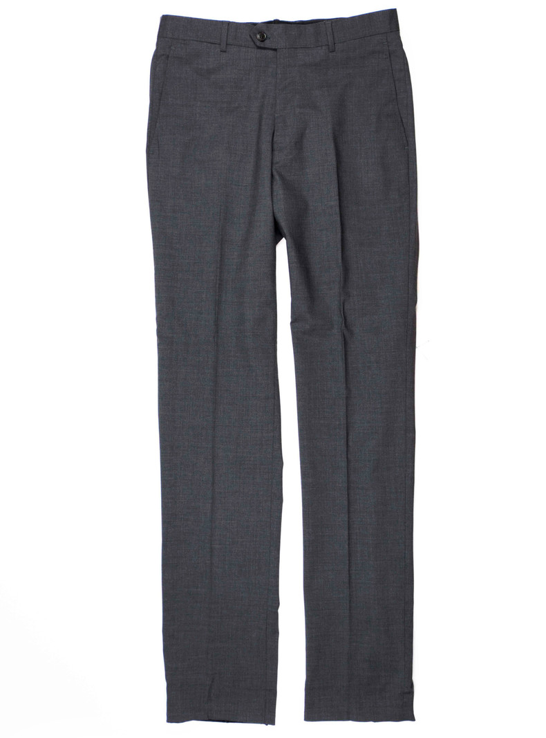 League of Rebels Essential Charcoal Suit Trouser