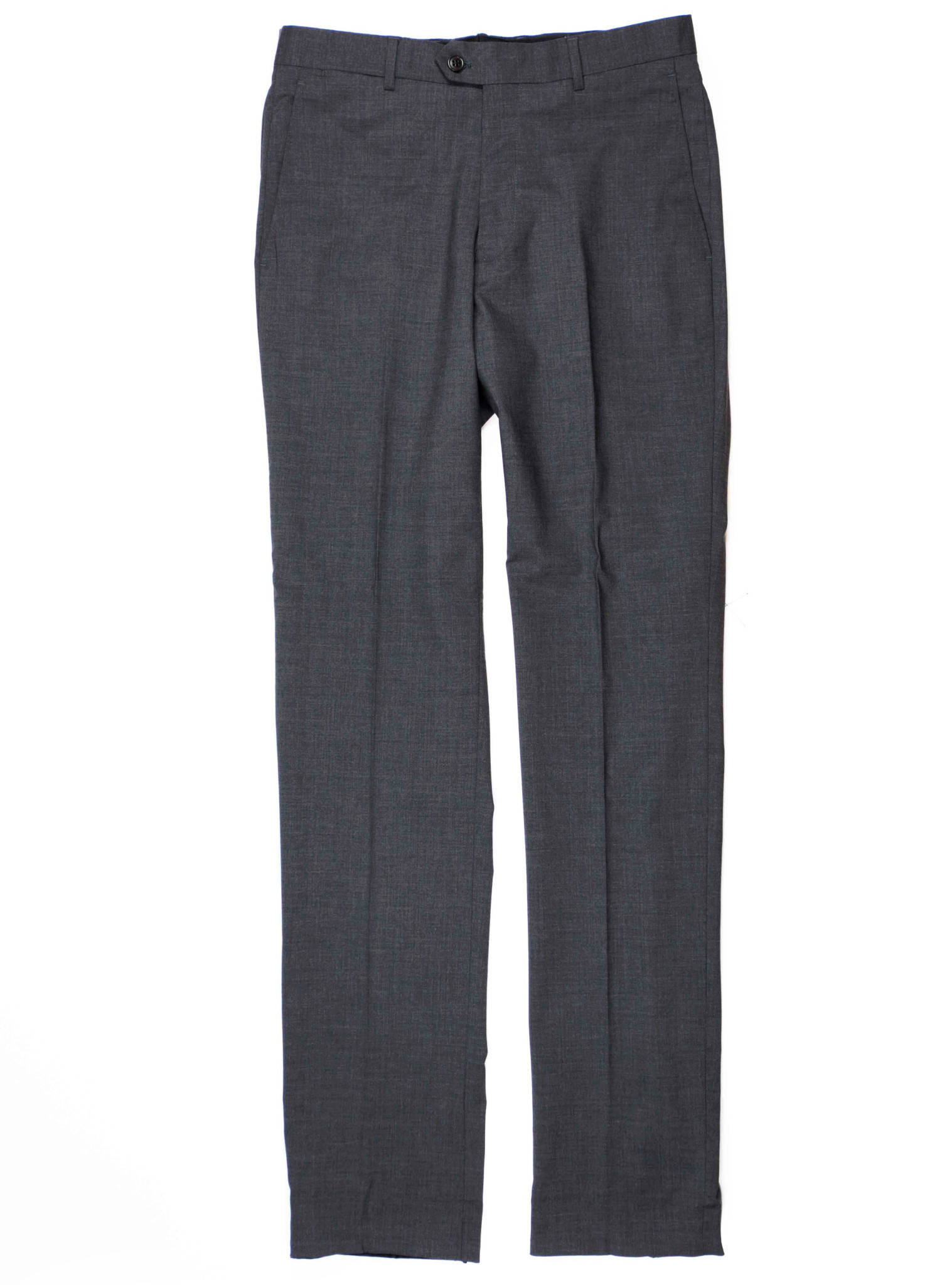Essential Charcoal Suit Trouser-1