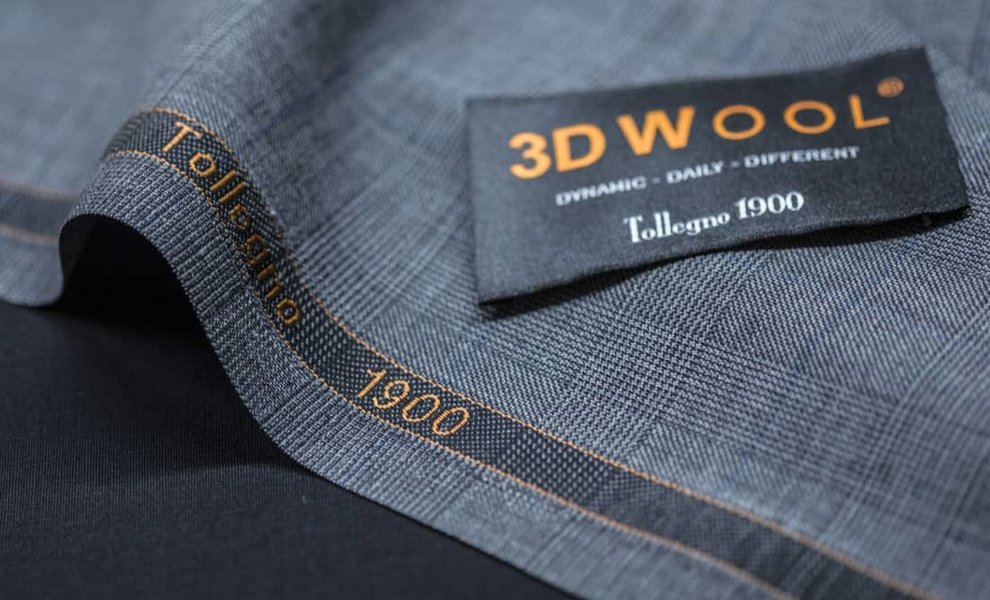 INTRODUCING 3D WOOL