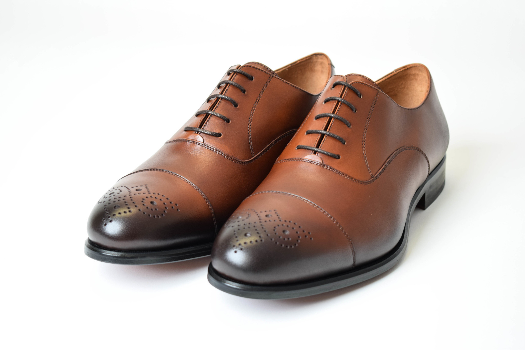 Emerson Cap Toe Oxford-2