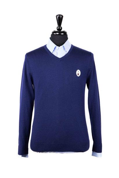 Navy Merino Sweater